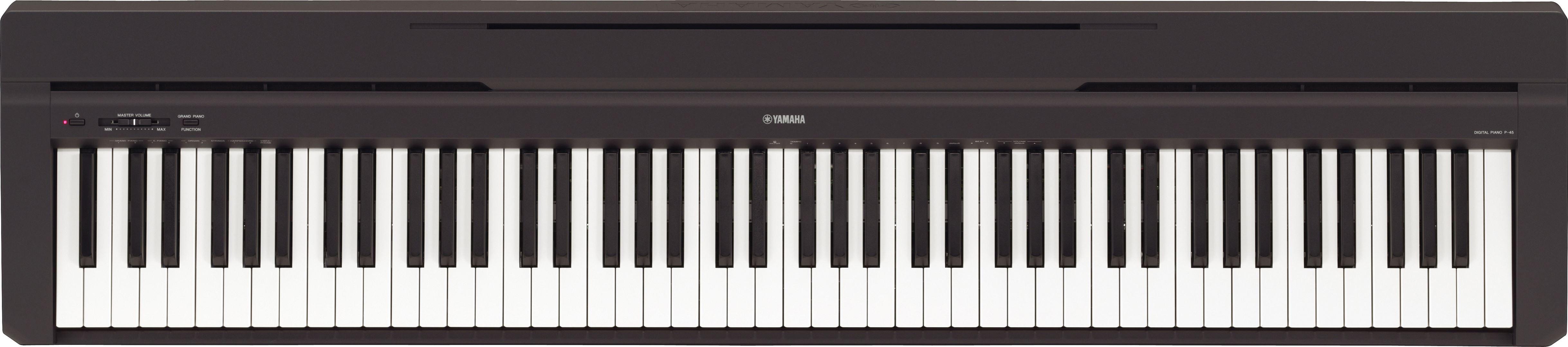 Yamaha P-45 Black el-piano
