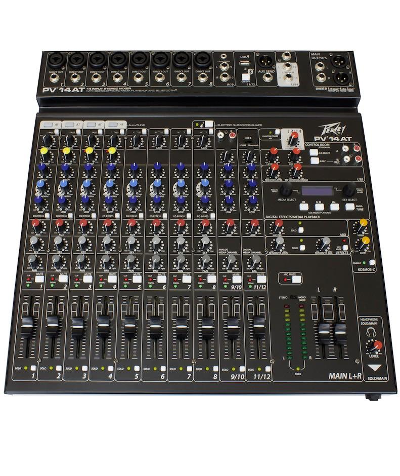 Peavey PV-14 AT Mixer