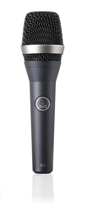 AKG D5 - dynamisk vokalmikrofon