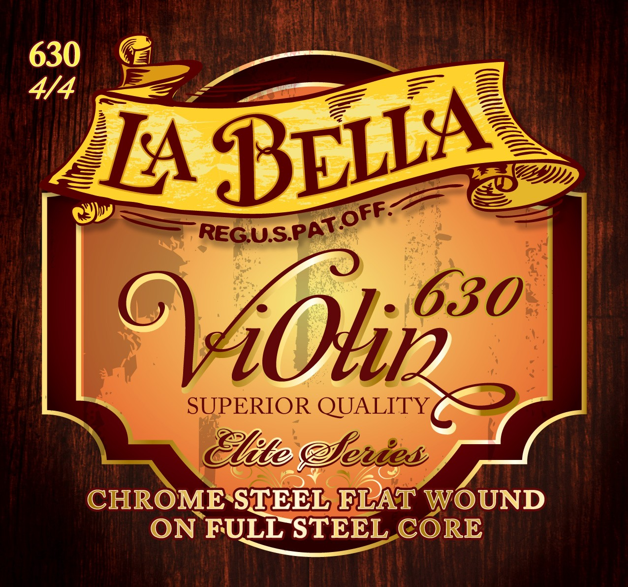 Labella Violin Full Core 4/4 - Strengesett