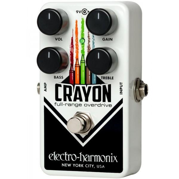 Electro Harmonix Crayon 76 Overdrive