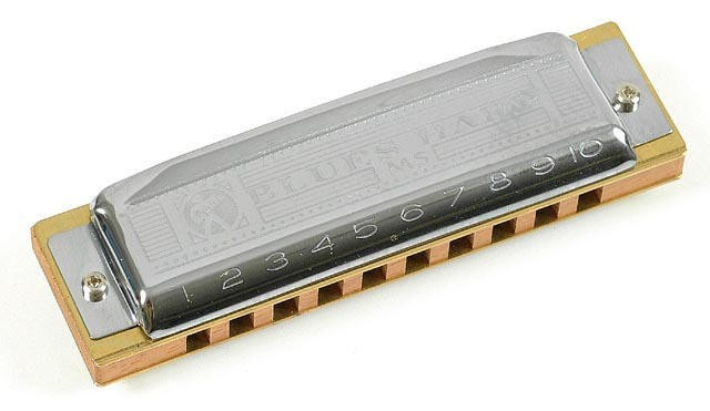 Hohner 532/20 Blues Harp - E-dur