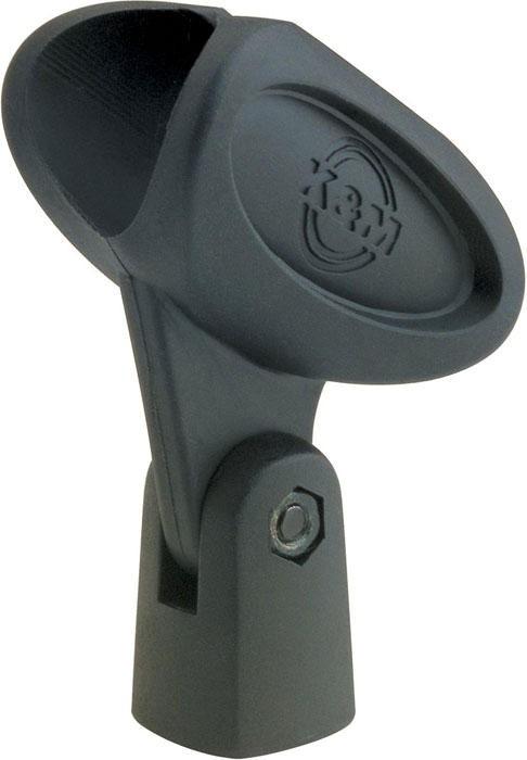 K&M Mikrofonholder 22mm Mikrofonstativ Stativ