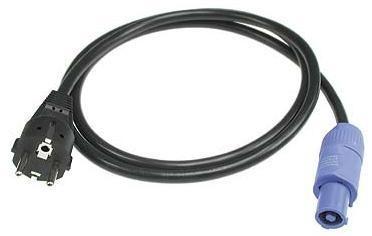 Klotz PCONS0300 - PowerCon strømkabel, 3m