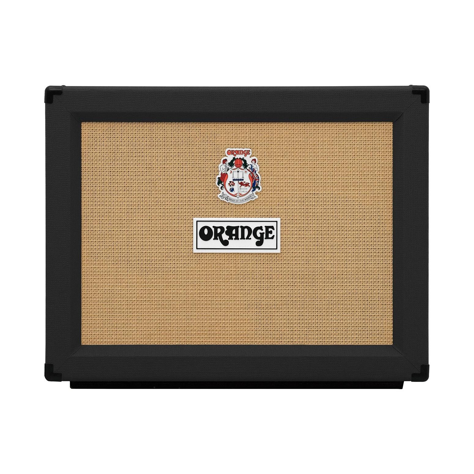 Orange PPC212OB Open Back 2x12 gitarkabinett m/Vintage 30 - Sort