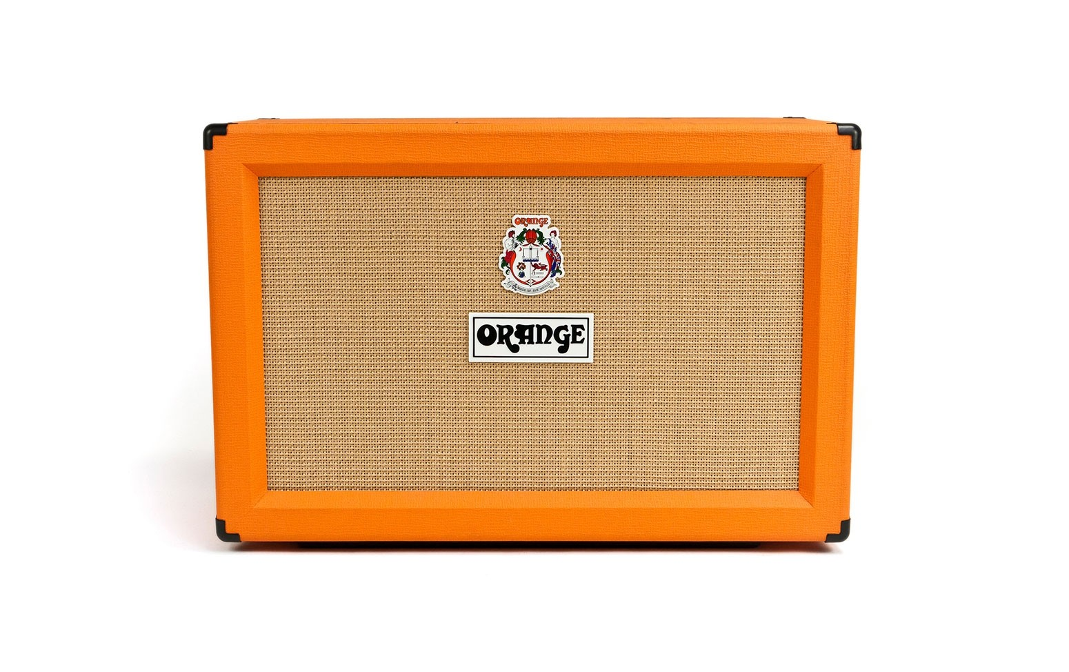 "Orange PPC212 2x12"" Celestion Vintage 30 Speakers, Closed Back 120W, 16ohm"