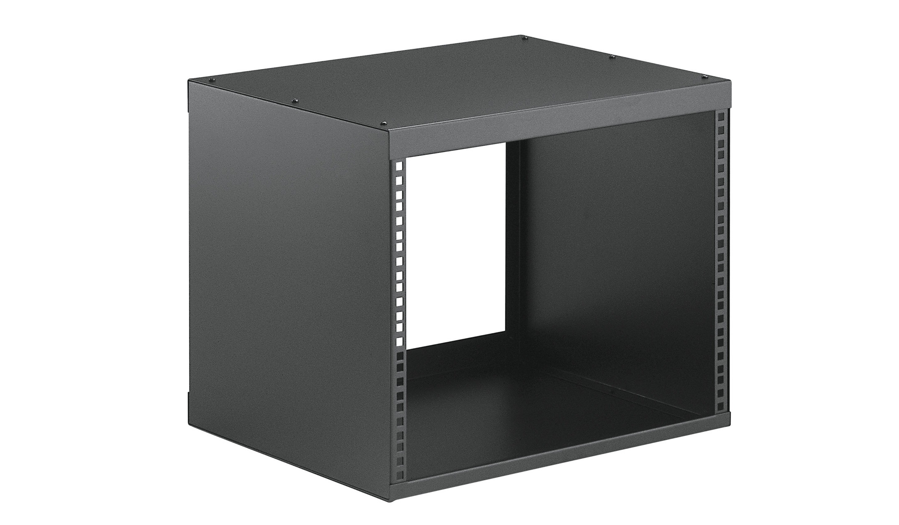 K&M 48240 | RACK black | 8 spaces