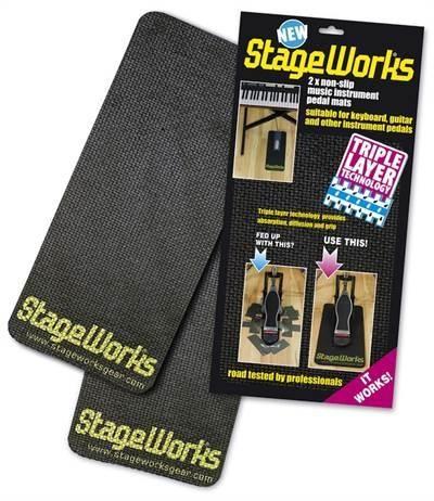 StageWorks Mat - Genial sklimatte for pedaler