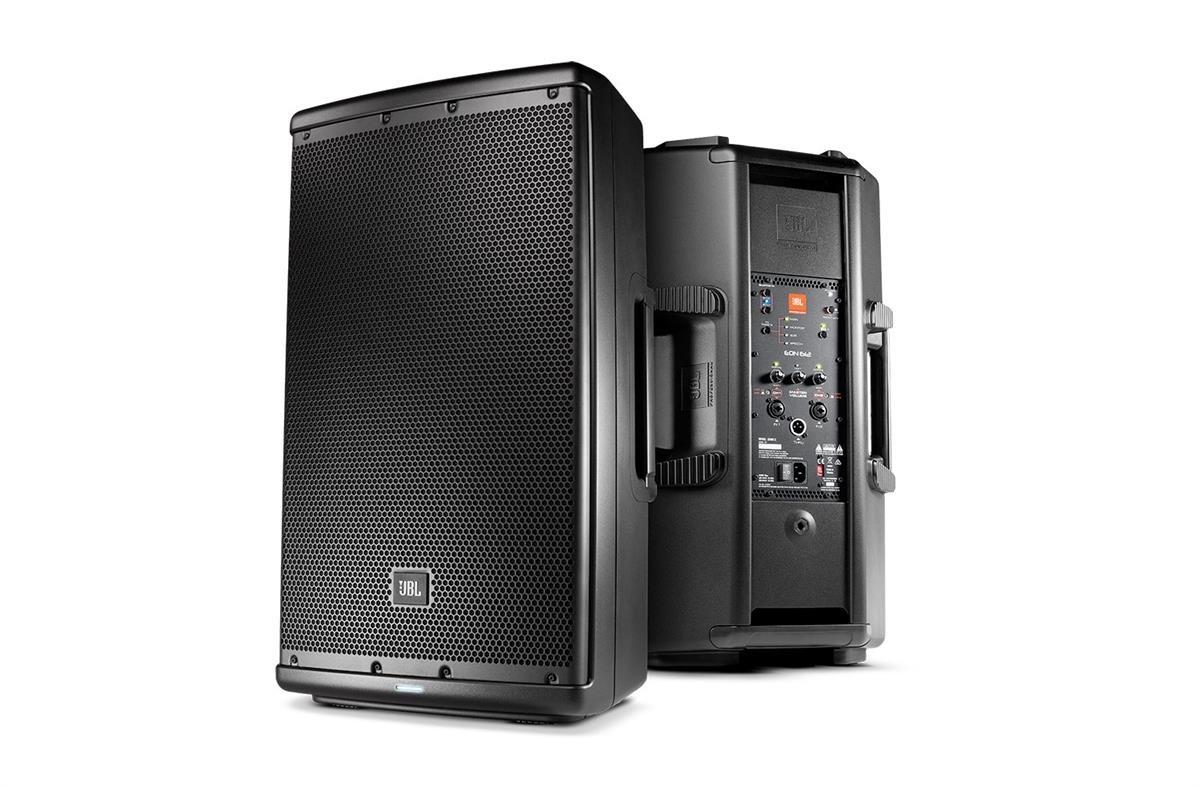 """JBL EON612 aktiv høyttaler 12"""" og horn"""