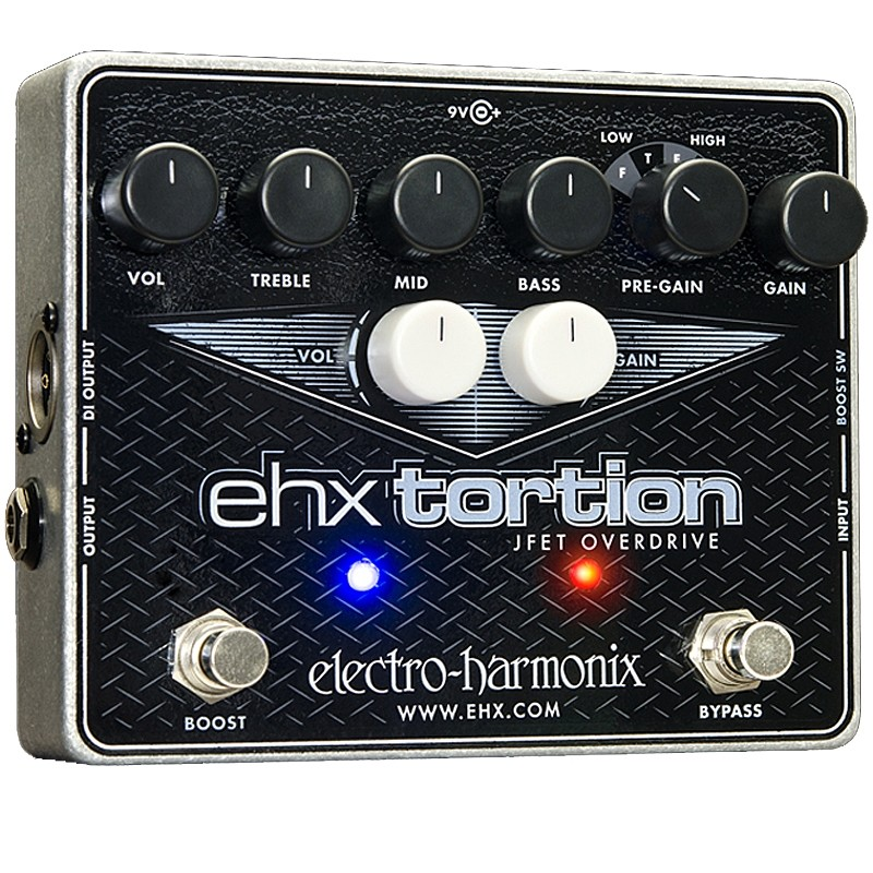 Electro Harmonix EHX Tortion Overdrive