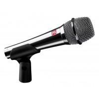 Neumann KMS 104 silver Småmembran Kondensator Mikrofoner