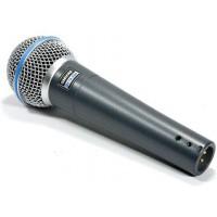 Shure GLXD24EBeta58 trådløs mikrofon Håndholdt
