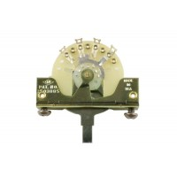 ALLPARTS EP-0076-000 Original CRL 5-Way Switch for Stratocaster