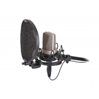 NEUMANN U87 Ai Studio Set Studiomikrofon med oppheng Prolyd