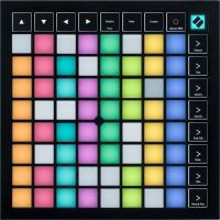 Novation Launchpad-X - 32 RGB pads, mixer controls