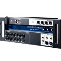 Soundcraft Ui16   Remote-mikser med innebygget WiFi. 16 inputs, DSP mm