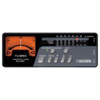 BOSS TU-12EX - Kromatisk stemmemaskin til gitar og bass