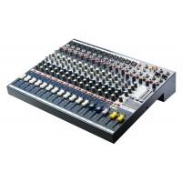Soundcraft EFX12 12+2, 2 aux med Lexicon klang og rackører