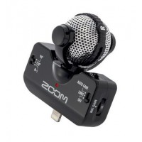 Zoom IQ-5 - Sort mikrofon for iPhone5