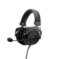Audio Technica Hodetelefonmikrofon Reporterspeaker ett