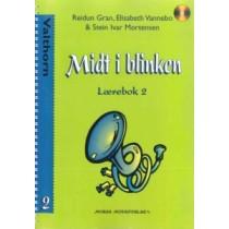 Midt i Blinken bok 2 Valthorn G-nøkkel m/CD