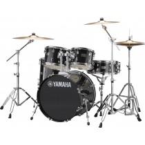 Yamaha Rydeen RDP0F5 Trommesett - Black Glitter