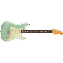 Fender American Professional II Stratocaster, Rosewood Fingerboard, Mystic Surf Green