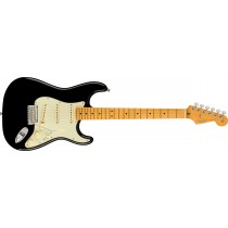 Fender American Professional II Stratocaster, Maple Fingerboard, Black