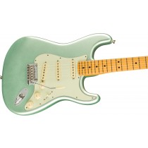 Fender American Professional II Stratocaster, Maple Fingerboard, Mystic Surf Green