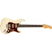 Fender American Professional II Stratocaster HSS, Rosewood Fingerboard, Olympic White