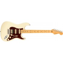 Fender American Professional II Stratocaster HSS, Maple Fingerboard, Olympic White