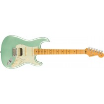 Fender American Professional II Stratocaster HSS, Maple Fingerboard, Mystic Surf Green