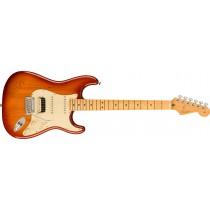 Fender American Professional II Stratocaster HSS, Maple Fingerboard, Sienna Sunburst