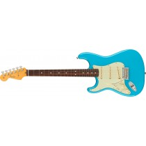 Fender American Professional II Stratocaster Left-Hand, Rosewood Fingerboard, Miami Blue