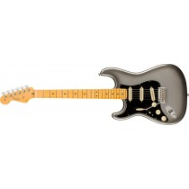 Fender American Professional II Stratocaster Left-Hand, Maple Fingerboard, Mercury