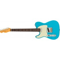 Fender American Professional II Telecaster Left-Hand, Rosewood Fingerboard, Miami Blue