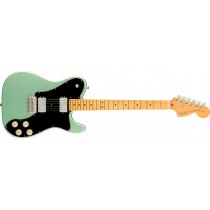Fender American Professional II Telecaster Deluxe, Maple Fingerboard, Mystic Surf Green