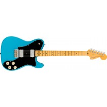 Fender American Professional II Telecaster Deluxe, Maple Fingerboard, Miami Blue