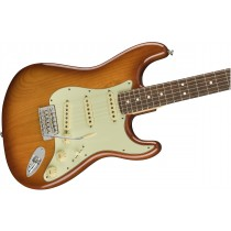 Fender American Performer Stratocaster - Honey Burst - Rosewood