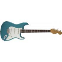 Fender Eric Johnson Stratocaster - Rosewood Lucerne Aqua Firemist