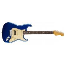 Fender American Ultra Stratocaster HSS - Cobra Blue - Rosewood