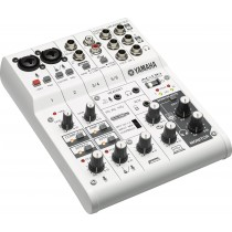 Yamaha AG06 - 6-kanals mikser med USB