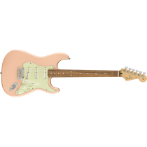 Fender Player Limited Edition Stratocaster - Pau Ferro - SSS - Shell Pink
