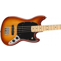 Fender Player Mustang Bass PJ - Maple Fingerboard - Sienna Sunburst