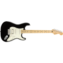 Fender  Player Stratocaster HSS, Maple Fingerboard, Black