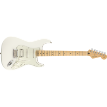 Fender Player Stratocaster HSS, Maple Fingerboard, Polar White