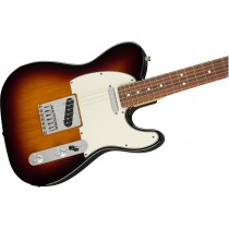 Fender Player Telecaster - 3-Color Sunburst - Pau Ferro fingerboard