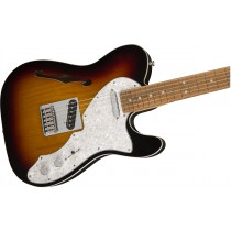 Fender Deluxe Tele® Thinline - 3-Color Sunburst