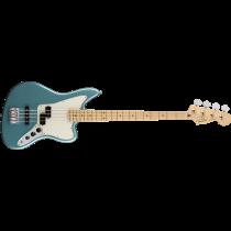 Fender Player Jaguar Bass, Maple Fingerboard, Tidepool