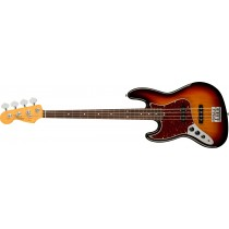 Fender American Professional II Jazz Bass Left-Hand, Rosewood Fingerboard, 3-Color Sunburst